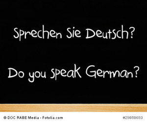 Sprechen Sie Deutsch? Do you speak German?